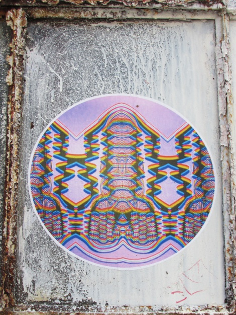 paste-up by Swarm