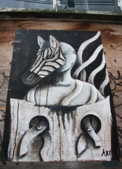 wheatpaste by Kat