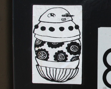 Waxhead sticker