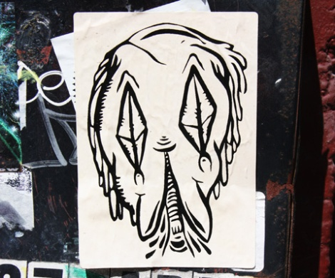 Waxhead sticker