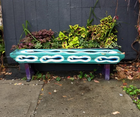 bench by Waxhead in the Plateau
