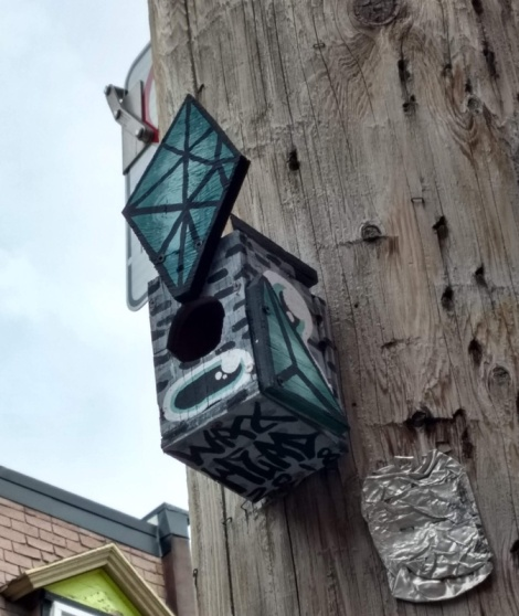 birdhouse by Waxhead