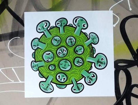 sticker by Waxhead