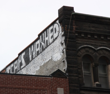 Waxhead and Turtle Caps graffiti