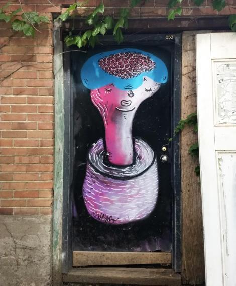Waxhead in the McGill ghetto
