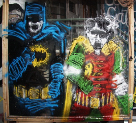 IAmBatman for Cabane à sucre secret project August 2014