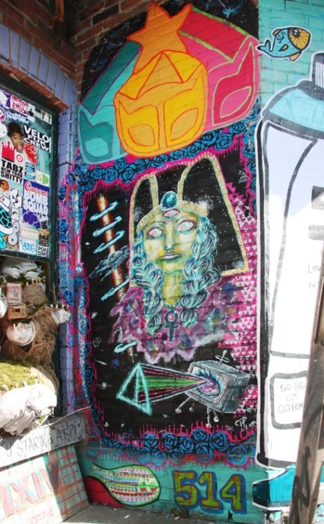 Pascale Lamoureux-Miron(?) for the Cabane à Sucre secret gallery