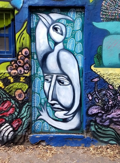 Labrona and Waxhead mashup in Mile End
