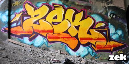 spotlight on Zek