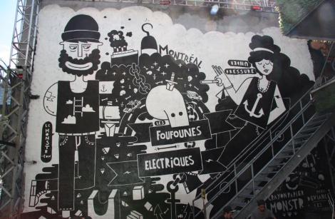 Under Pressure Festival Zone 2013 - LeMonstr at Foufounes Electriques