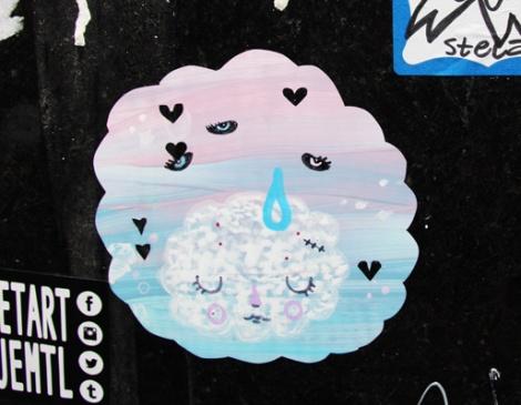 Homsik sticker