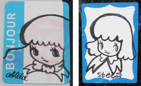 stickers by Stela