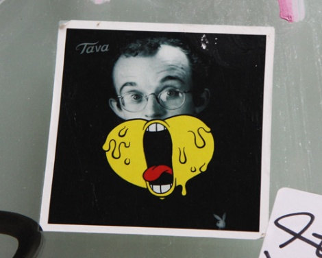 Tava sticker