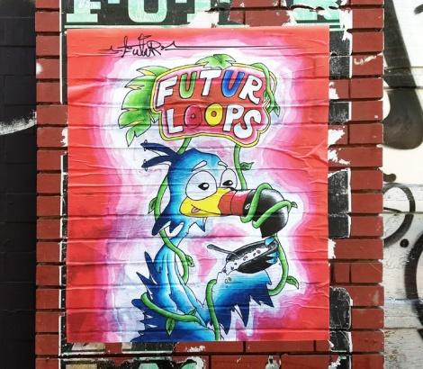 Futur Lasor Now poster