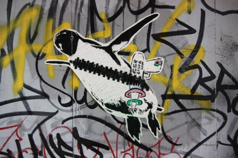 Futur Lasor Now paste-up