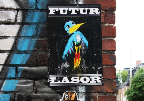 Futur Lasor Now poster