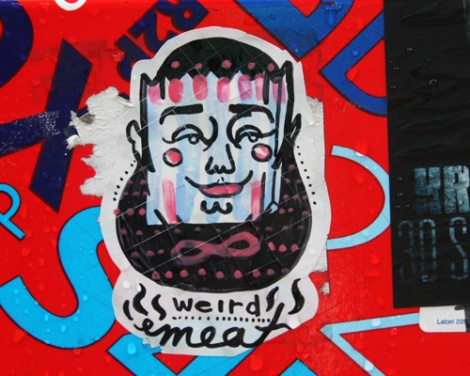 sticker by Meat