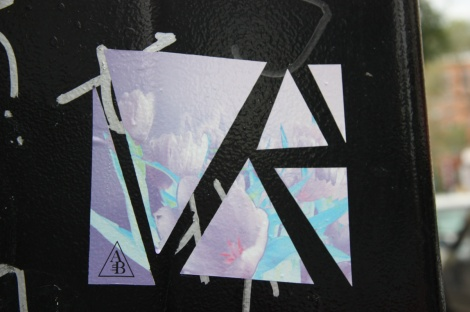 wheatpaste by A in B