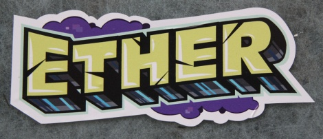 sticker by Ether TFB