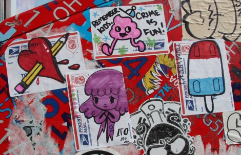 stickers by Stela (purple starchild), Selena Gomez and friends