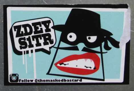 sticker by Zdey