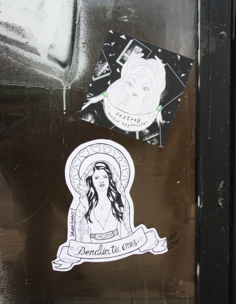 Stela (top) and Selena Gomez (bottom)