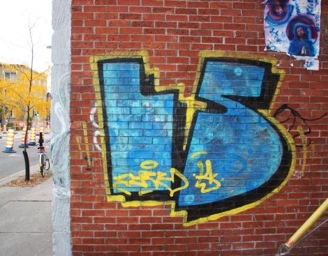 L5 graffiti