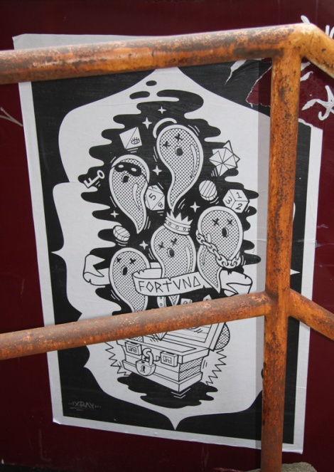 pasted poster by XRAY