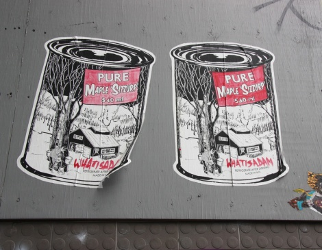 Whatisadam wheatpaste