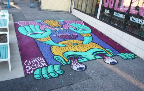 Chris Dyer in St-Leonard