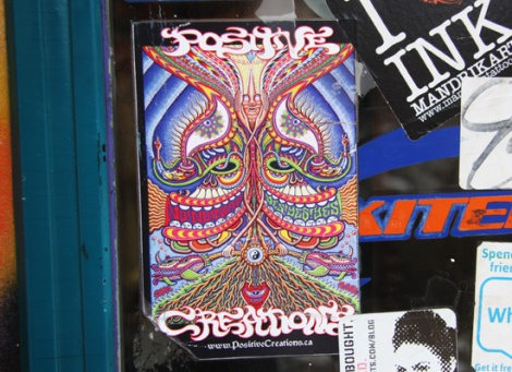 Chris Dyer sticker