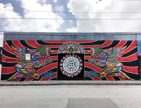 Chris Dyer's contribution to the 2018 edition of Art Basel