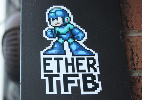 Ether TFB sticker