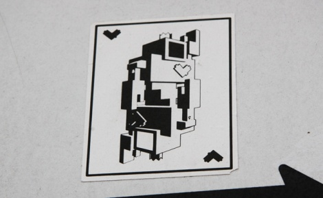 Lovebot sticker