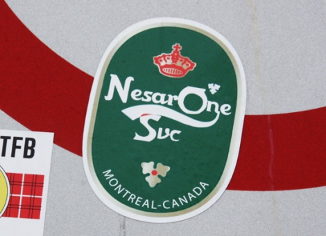 sticker by Nesar One