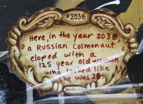 Zenka sticker