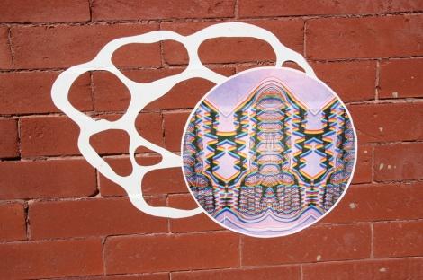 Swarm paste-up