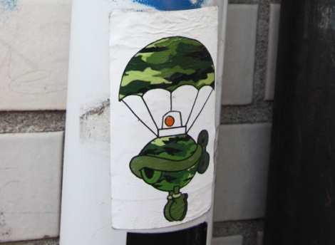 Turtle Caps sticker