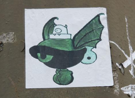 Turtle Caps sticker