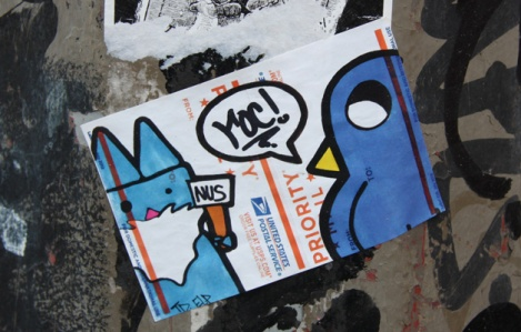 collaboration sticker between ROC514 and Nustwo
