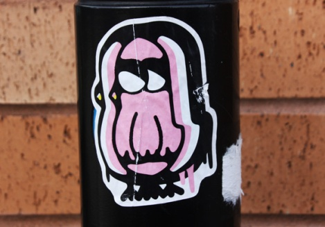 ROC514 and Germdee collaboration sticker