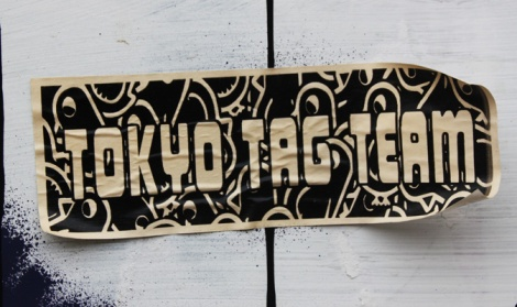 ROC514 sticker for the Tokyo Tag Team