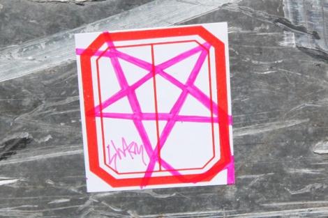 Swarm sticker