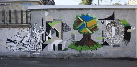 collaboration between Vilx (left), Mathieu Connery (tree) and Nelio (rest); photo © Vilx