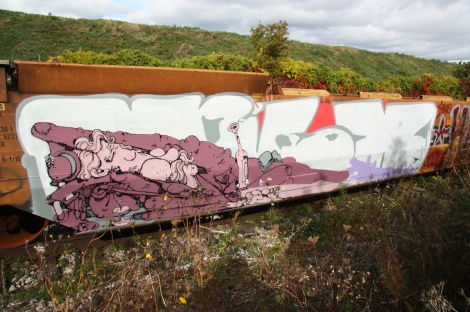 Vilx piece on train