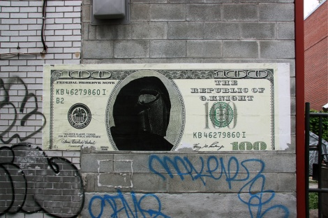 Wheatpaste by G.Knight