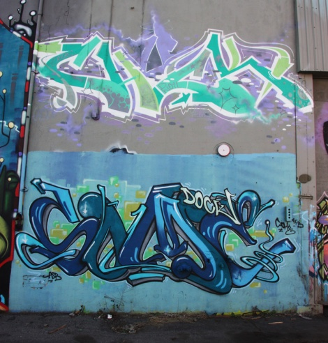Oreks, Some at the Cabot x Gilmore walls