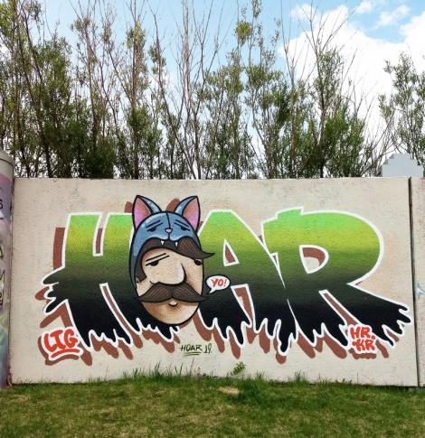 Hoar in Laval