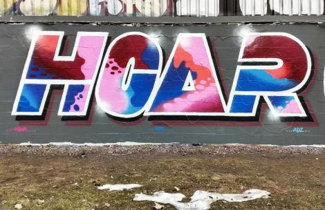 Hoar piece in Rosemont