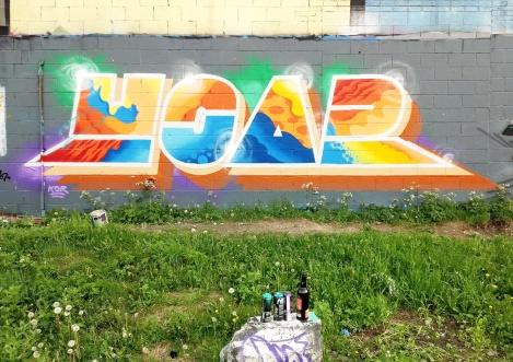 Hoar in Rosemont